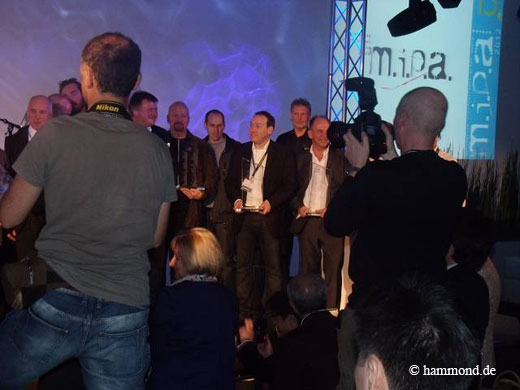 Musikmesse International Press Award 2012